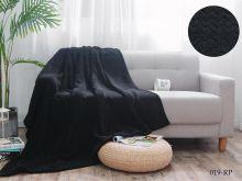 Плед велсофт Royal  plush 2-спальный 180*200  Арт.180/019-RP