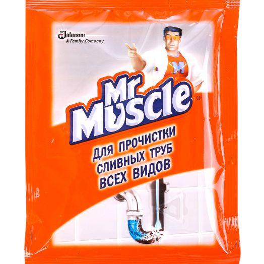 Чистящее средство Мистер-Мускул 70г д/чистки труб