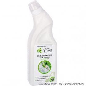Средство Clean Home 800мл д/чистки Сантехники Универсальный