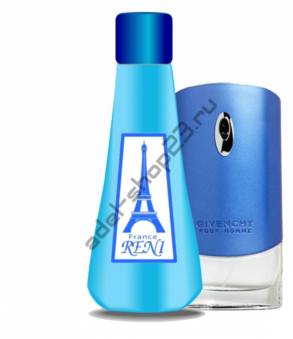 RENI 274 - Аромат направления GIVENCHY POUR HOMME BLUE LABER