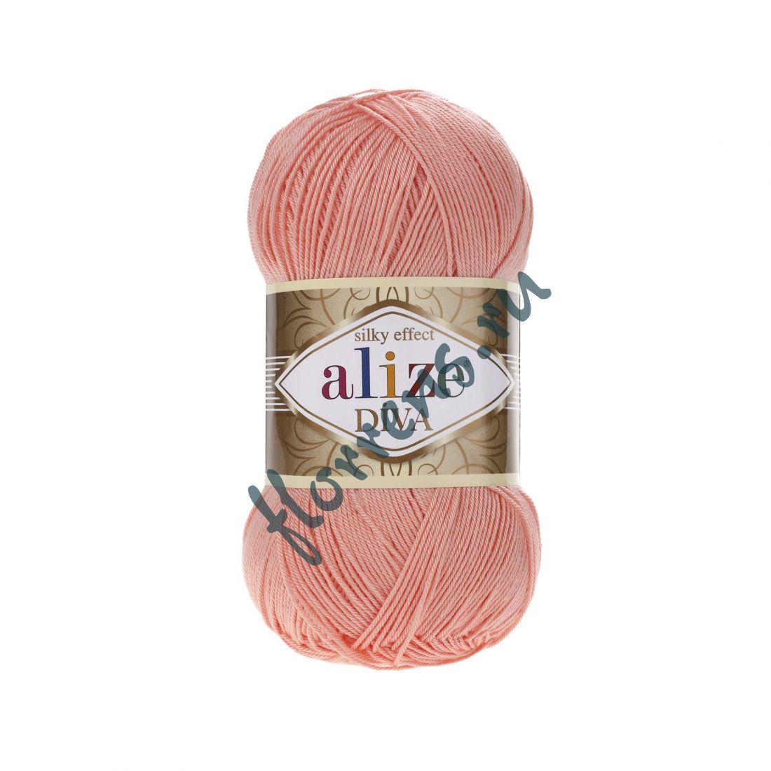 Пряжа Alize Diva / 145 персик