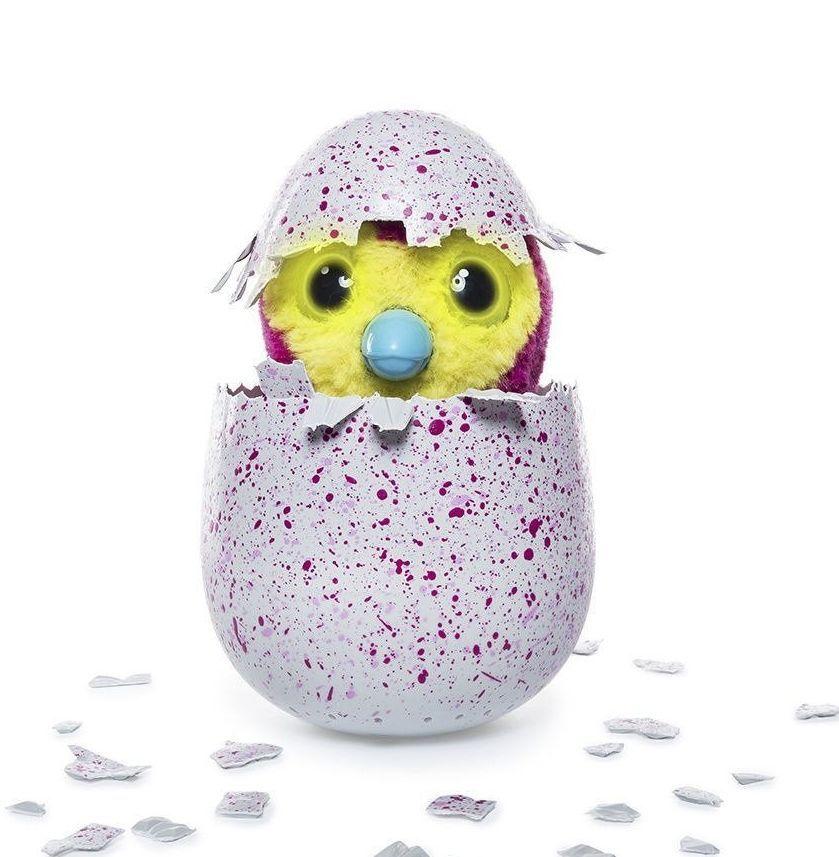 Интерактивный питомец, вылупляющийся из яйца Хэтчималс