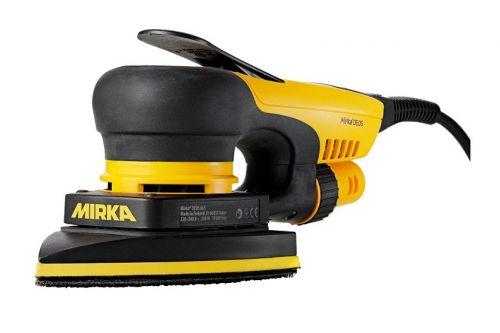 Электрическая дельташлифовальная машинка Mirka DEOS DELTA 663CV 100x152x152мм