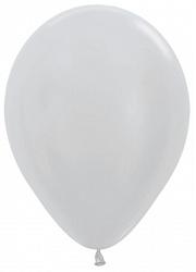 Металл (12 шт.), серебро, жемчужный