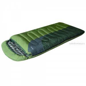 Спальный мешок Prival Берлога  Левый /одеяло с капюшоном, размер 220х95, t -15 +5С