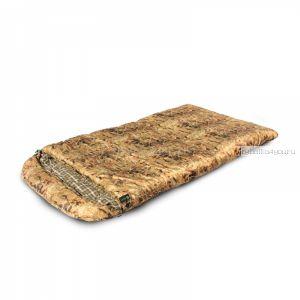 Спальный мешок Prival Берлога КМФ  Левый  /одеяло с капюшоном, размер 220х95, t -15 +5С