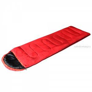Спальный мешок Prival Camp Bag красный /одеяло с подголовником, размер 220х75, t +10 +22С