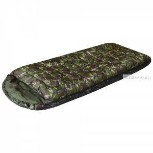 Спальный мешок Prival Camp Bag + кукла англ. /одеяло с подголовником, размер 220х95, t 0 +15С