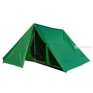 Палатка Prival  Шале-3 ( 3-х местная двускатная (2-е стойки + перекладина) двухслойная с двумя входами и поперечным расположением спящих. PU тента 3000 в.ст; PU дна 5000 мм в. Ст)