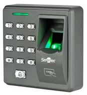 ST-SC110EKF Автономный контроллер со встроенным считывателем отпечатков пальцев, карт Em Marine и клавиатурой
