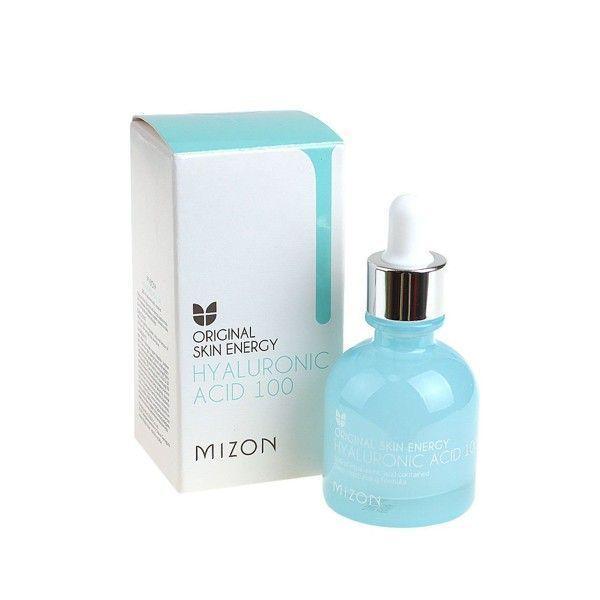 MIZON Сыворотка с гиалуроновой кислотой Hyaluronic Acid 100