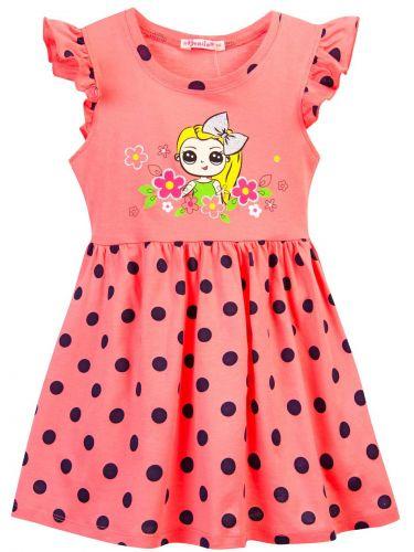 Платье для девочки Bonito 3-7 лет BK1168P