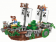 Конструктор BELA Minecraft Сражение на корабле 11139 (Аналог LEGO Minecraft) 630 дет
