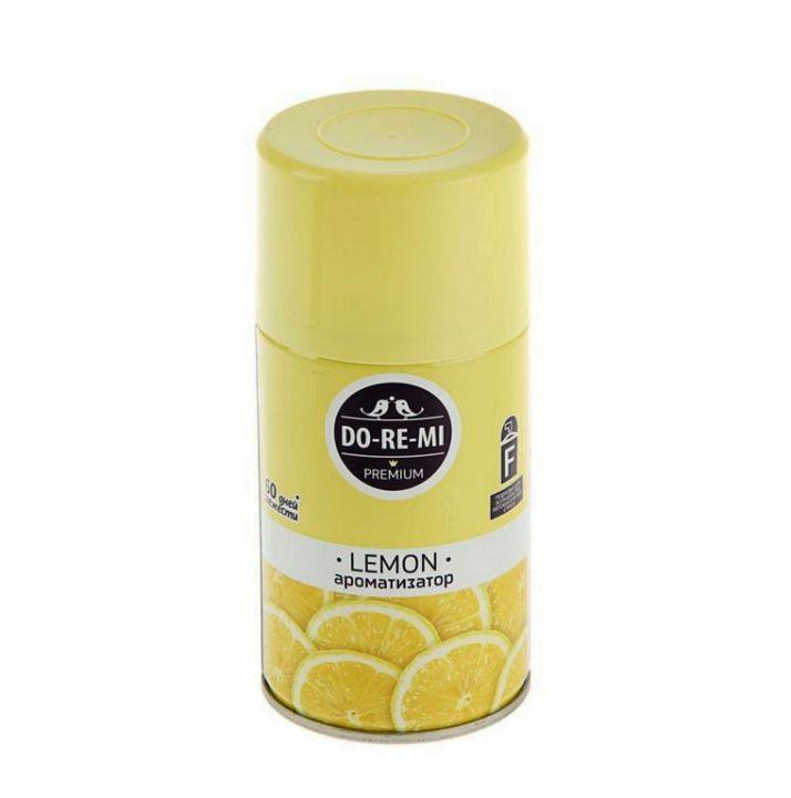 Освежитель воздуха До-Ре-Ми См/блок 250мл Премиум Лимон в1963