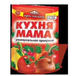 Приправа кухня- мама универсальная 200г 5 поваров