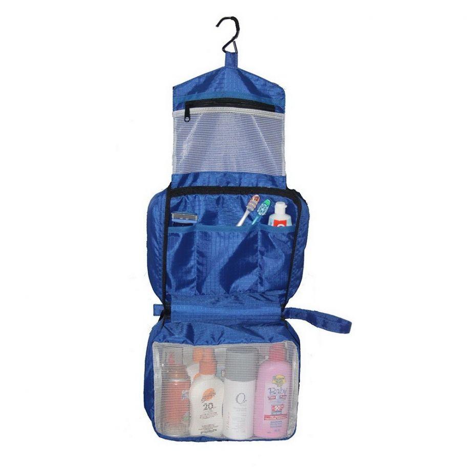 Органайзер для путешествий Travel Wash Bag, синий