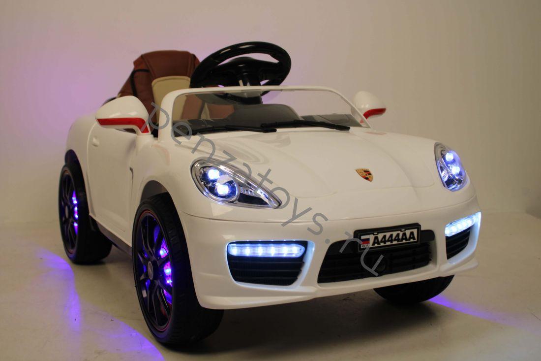 Электромобиль детский Porsche Panamera A444AA VIP
