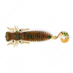 Мягкие приманки Fanatik Larva Lux 2'' 50 мм / упаковка 8 шт / цвет: 004