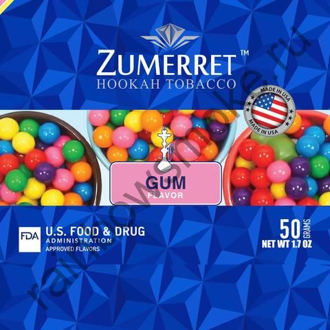 Zumerret Blue Edition 50 гр - Gum (Жвачка)