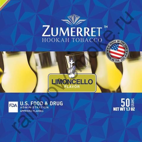 Zumerret Blue Edition 50 гр - Limoncello (Лимончелло)
