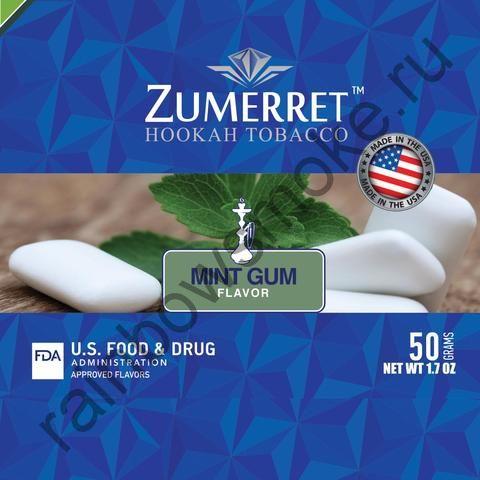 Zumerret Blue Edition 50 гр - Mint Gum (Мятная Жвачка)