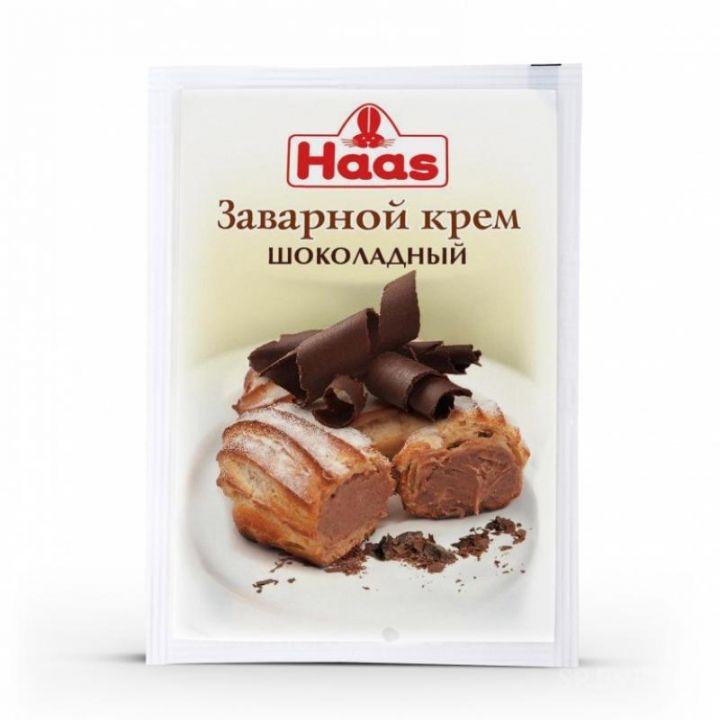 Крем заварной шоколадный 0,1 г Haas