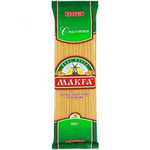 Мак.изделия Макфа Вермишель длинная Спагетти 500г