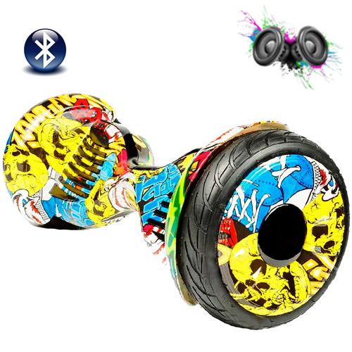 "Гироскутер Smart Balance Wheel 10,5""  hip-hop"