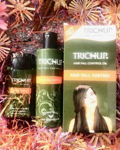 Набор для волос «Hair Fall Control»  Trichup масло и шампунь , 200 и 100 мл
