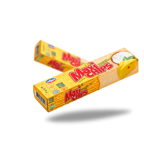 Чипсы Макси сметана-сыр 50г