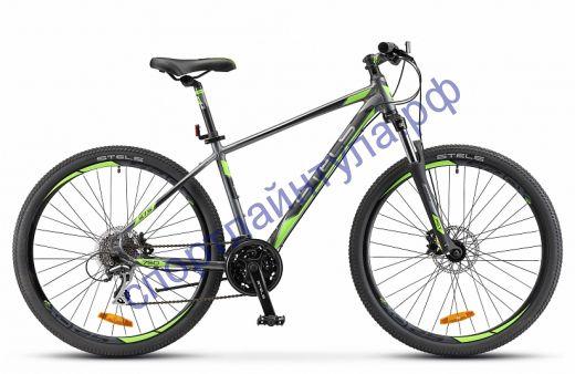 """Горный велосипед STELS Navigator-750 D 27.5"""" V010"""