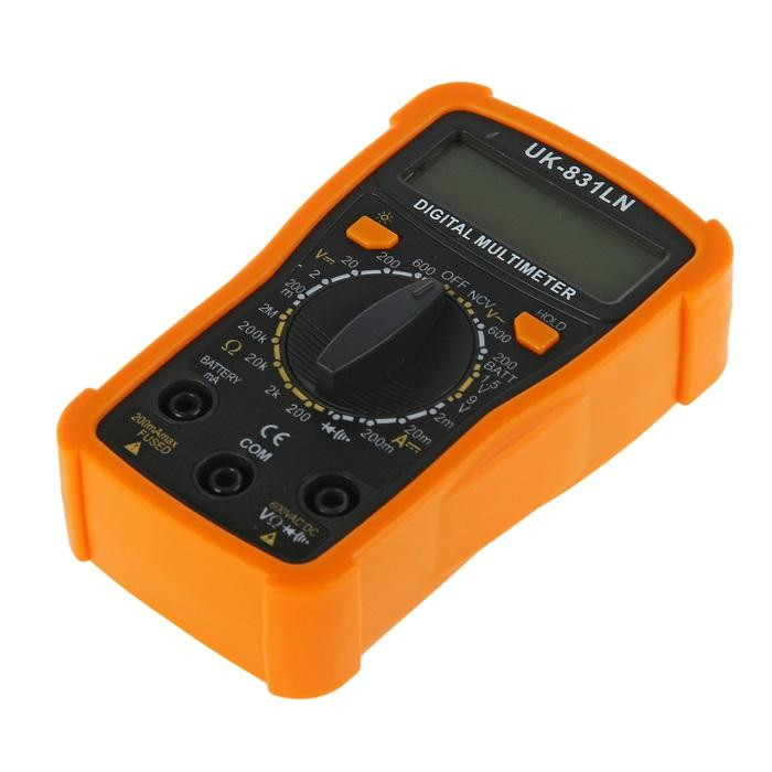 Мультиметр цифровой UK-831LN
