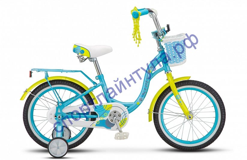 """Детский велосипед Jolly 16"""" V010"""