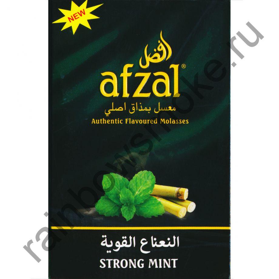 Afzal 1 кг - Strong Mint (Мята Стронг)
