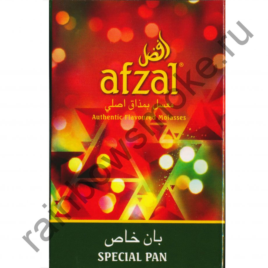 Afzal 50 гр - Special Pan (Особый пан)