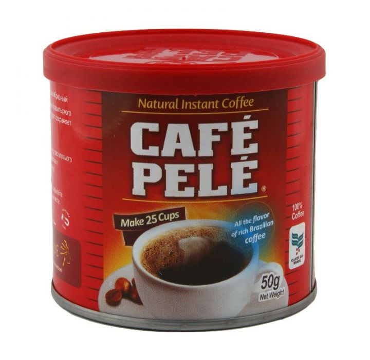 Кофе Пеле ж/б 50г Бразилия