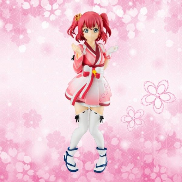 Аниме фигурка Love Live! Sunshine!! - Kurosawa Ruby Mijuku Dreamer