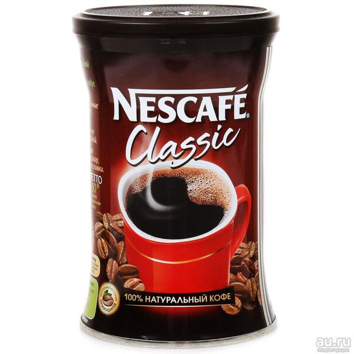 Кофе Нескафе Классик ж/б 100г