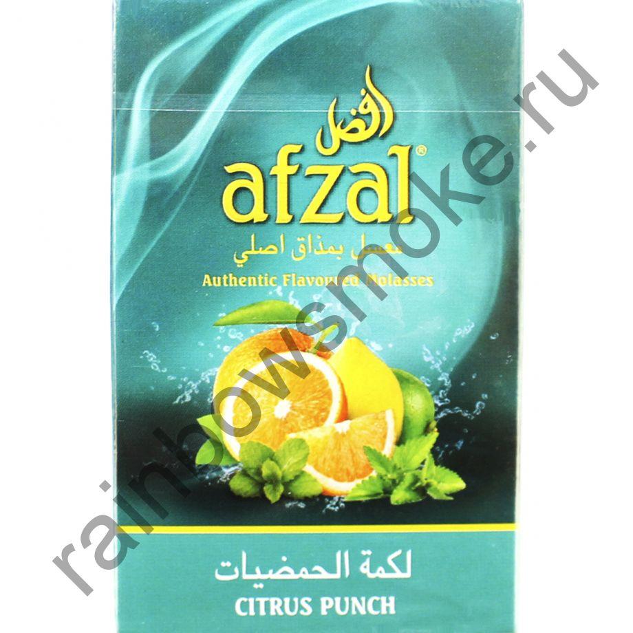 Afzal 50 гр - Citrus Punch (Цитрусовый Удар)
