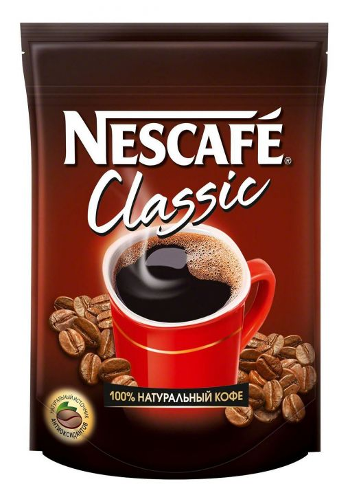 Кофе Нескафе Классик м/у 150г