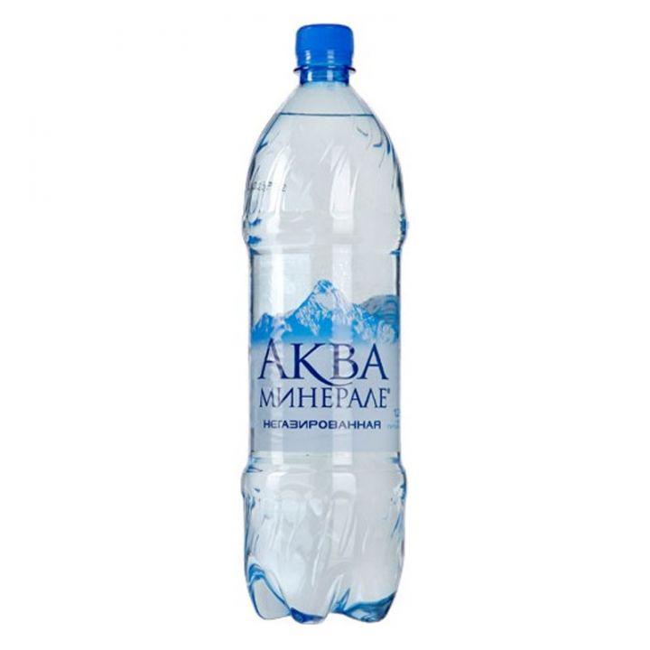 Мин.вода Аква Минерале 2л б/газ Пепси