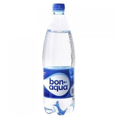 Мин.вода БонАква 1л газ Кока-Кола