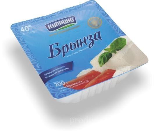 Сыр Брынза 200г Киприно