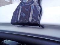 Универсальный багажник на крышу Hyundai Creta 2016-... без рейлингов - D-Lux 1, крыловидные дуги