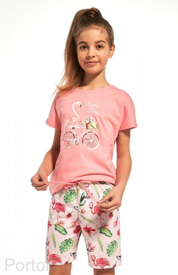 250-67 Пижама для девочек Cornette