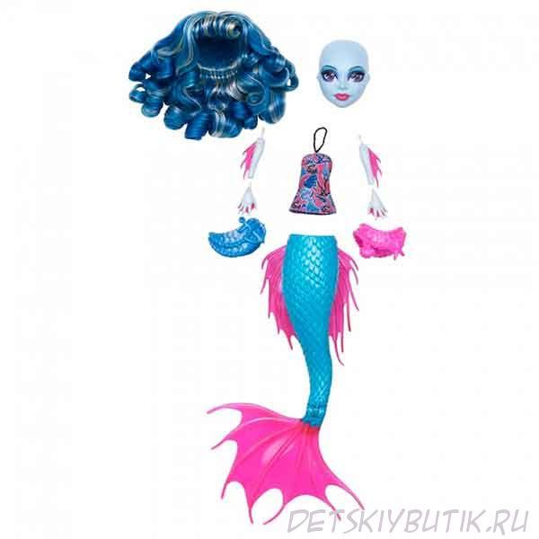 Набор «Собери Монстра – Сирена», Monster High