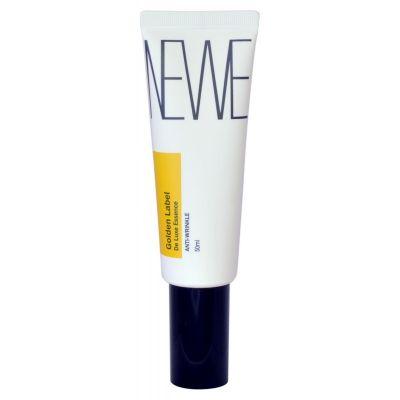 Newe Golden Label de Luxe Essence Anti-Wrinkle  Антивозрастная эссенция с частицами золота