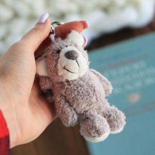 Мишка для куклы  NICI, 11 см
