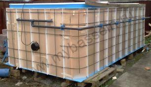 Бассейн из полипропилена 3*5 h1,5м  с комплектом оборудования