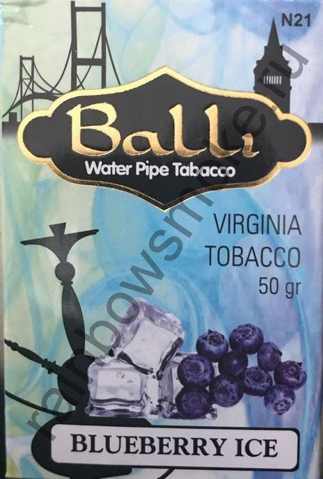 Balli 50 гр - Blueberry Ice (Ледяная Черника)